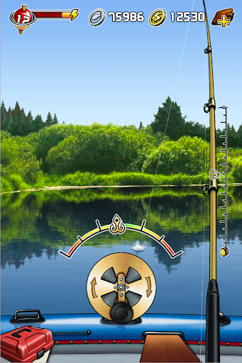 Pocket Fishing apkpoly screenshots 21