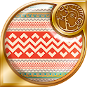 Aztec Pattern Wallpaper icon