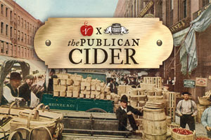 Logo of Virtue Cider The Publican