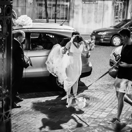 Fotógrafo de bodas Sebastian Infante (infante). Foto del 02.05.2017