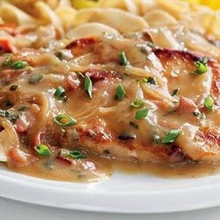 Pork Chops with Creamy Marsala Sauce Recipe Diabetic Friendly.