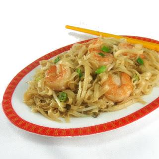 Shrimp Noodles.