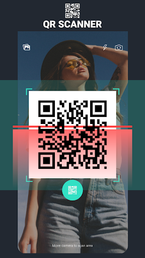 Free QR Scanner screenshot 2