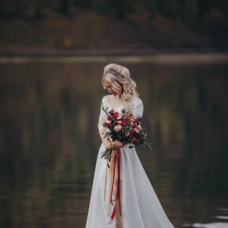 Wedding photographer Kristina Shpak (shpak). Photo of 16.12.2017