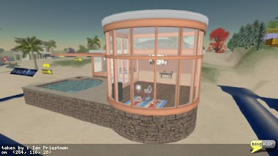 Photo: It's very definitely a better view than my office in real life. From Ian Priestman  via blogHUD