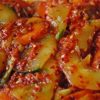 Zomppa's Kimchi