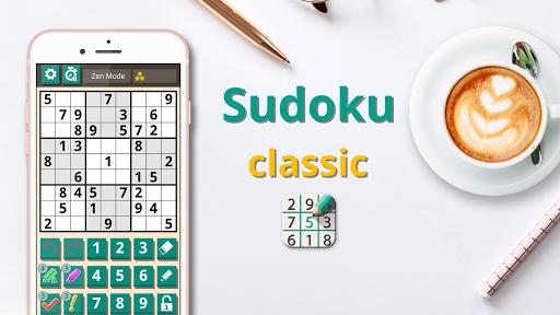 Sudoku classic 1.2.516 screenshots 1