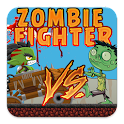 Zombie Road  fighter icon