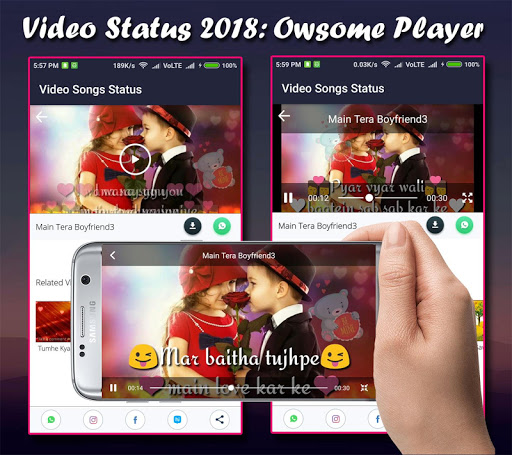 Video status 2018: Whatsaap | Whatsap 1.7 screenshots 5