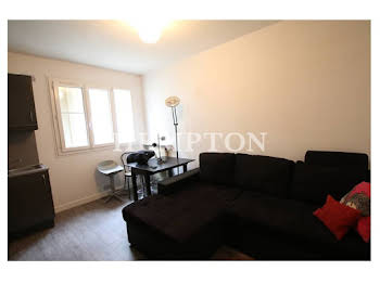 Studio meublé 19,55 m2
