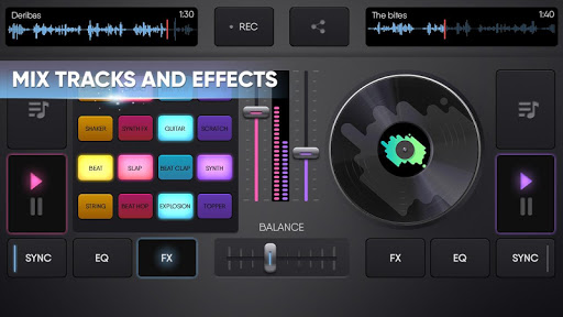 DJ Mix Effects Simulator apkmr screenshots 6