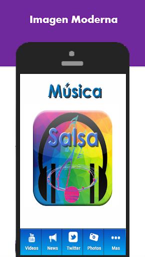 Música Salsa Pro