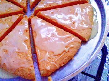 Lemon Cream Scones Recipe