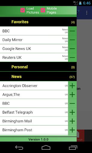 UK Newspapers  screenshots 8