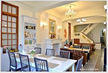 BAN LI CAFE 萬利露華咖啡館