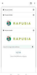 Download Rapusia Browser - Social and Privacy For PC Windows and Mac apk screenshot 8