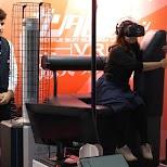 VR zone in Shinjuku in Tokyo, Tokyo, Japan