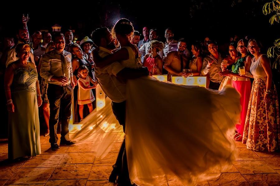 Wedding photographer Olmo Del valle (olmodelvalle). Photo of 09.08.2016