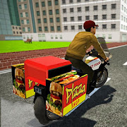 Game Virtual Moto Bike Delivery Boy: Pizza Car Driver APK for Windows Phone
