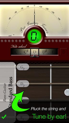 Pro Guitar Tuner 3.1.3 screenshots 6