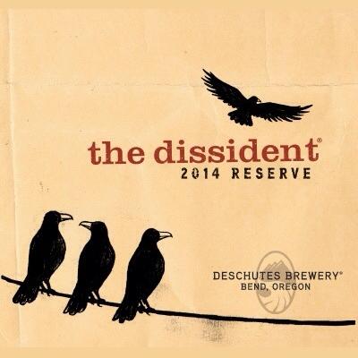 Logo of Deschutes The Dissident 2014