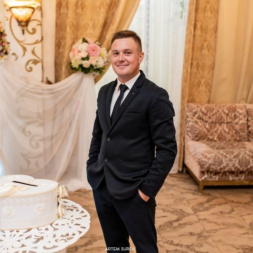 Станислав Стасов в Ростове-на-Дону