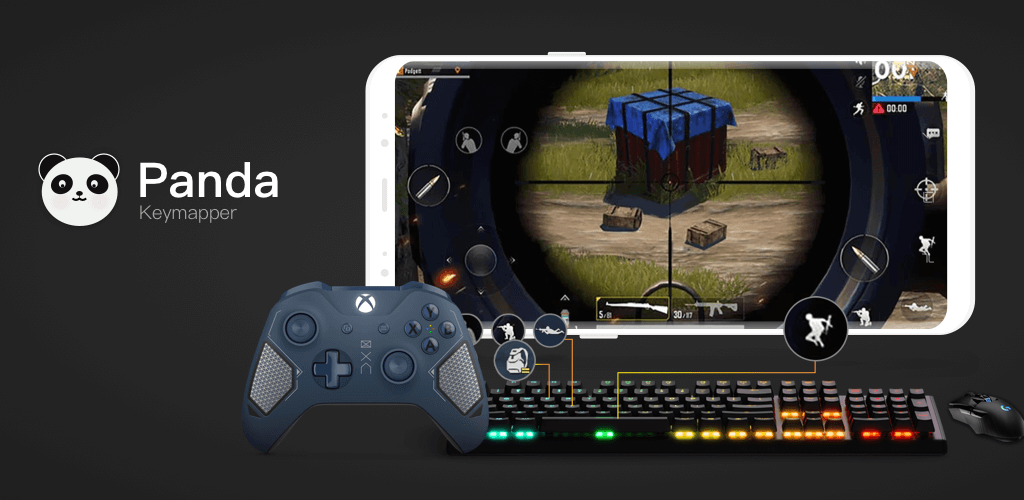 Download Panda Keymapper 64bit - Gamepad,mouse,keyboard APK latest version  1 2 0 for android devices