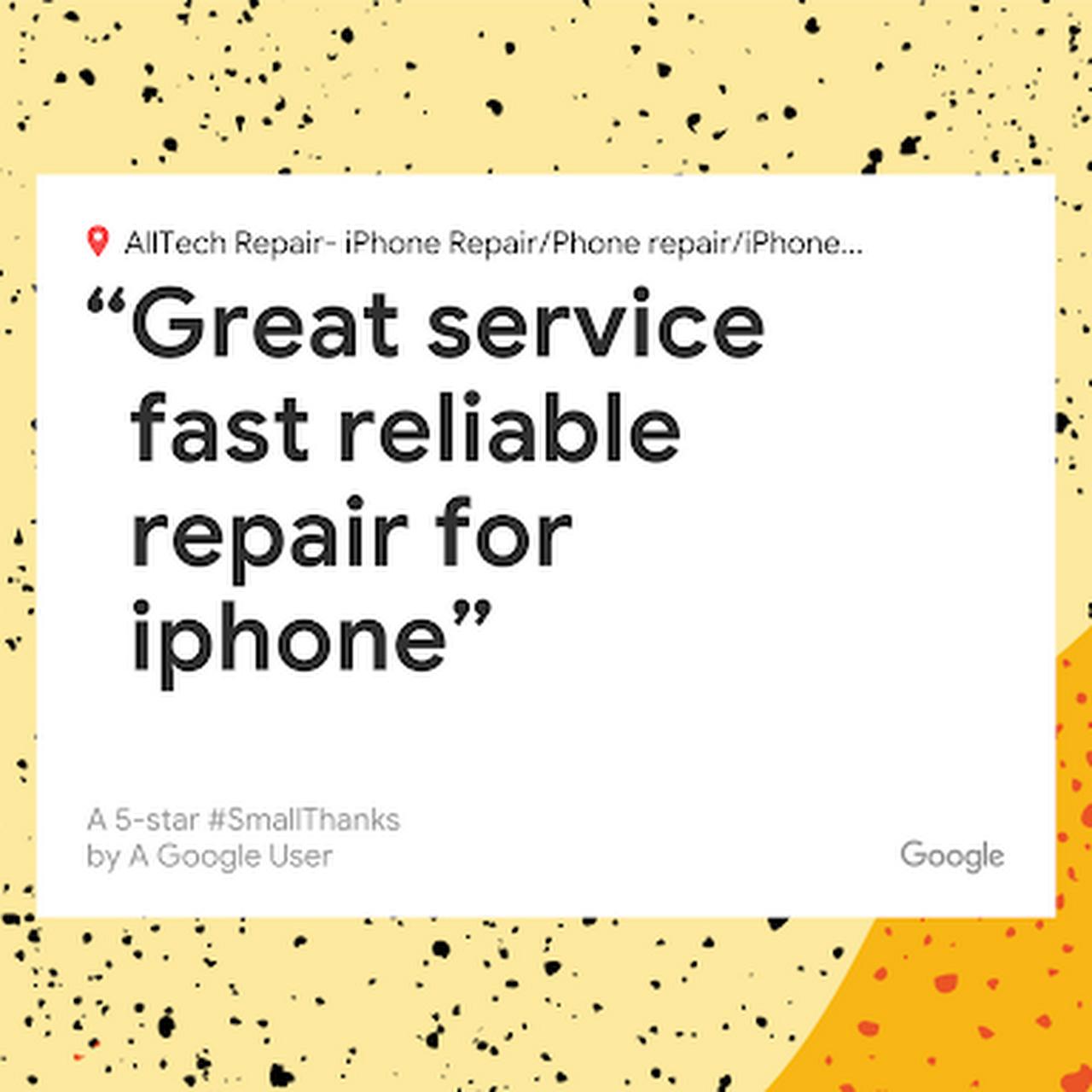 AllTech Repair- Phone repair/Game repair/tablet repair