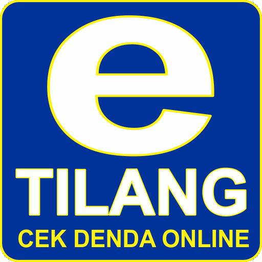 E-TILANG - CEK DENDA TILANG icon