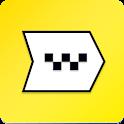 Поехали: заказ такси и доставка icon