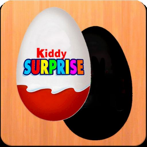 Surprise Eggs & Toys Puzzles
