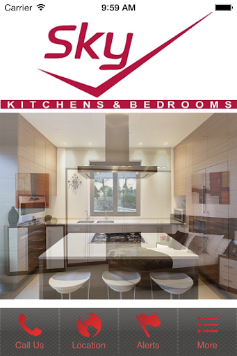 Sky Kitchens Bedrooms