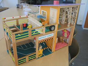 Photo: 4 b. Jessen talo valmiina