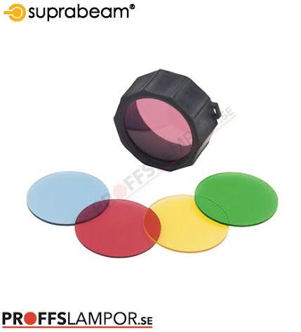 Tillbehör Färgfilter Suprabeam Q 2/ Q3 / V3