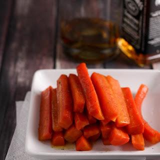 Jack Daniels Glazed Carrots
