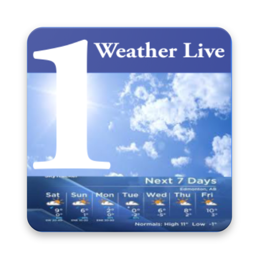 1 Weather Forecast Daily Live