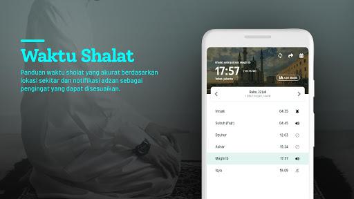 Waktu Sholat, Adzan, Kiblat & Do'a 0.0.90 screenshots 2