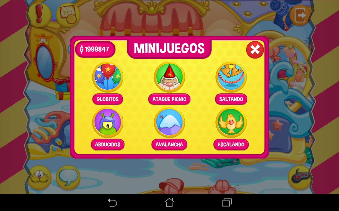 Mundo Gaturro Pocket- screenshot