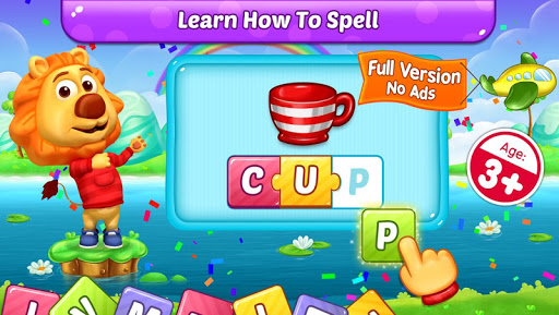 ABC Spelling - Spell & Phonics 1.1.2 screenshots 1