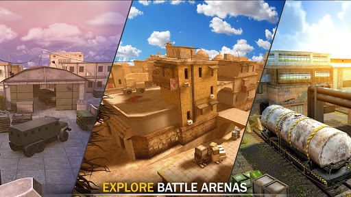 Code of War: Online Shooter Game apkpoly screenshots 17