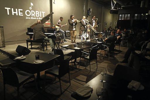 In the spotlight: The Orbit Jazz Club in Braamfontein, Johannesburg is hosting an anniversary celebration featuring top contemporary jazz musicians. Picture: VATHISWA RUSELO