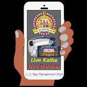 Live Katha & Live Darshan