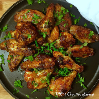 Cayenne Pepper Chicken Wings