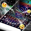 Neon Rainbow For GO Keyboard icon