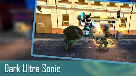 Dark Ultra Sonic Adventure