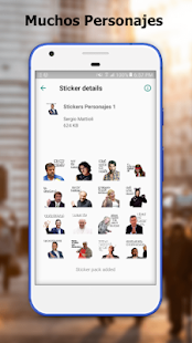 App Argentine Stickers for WhatsApp WAStickerApps APK for Windows Phone