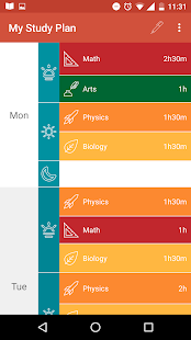 Smart Study Plan- screenshot thumbnail