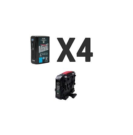 Endura 4x DUO-C150 + VL-4X