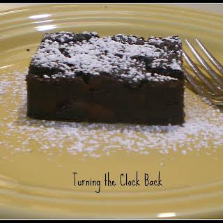 Chocolate Adzuki Bars.
