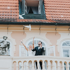 Wedding photographer Petra Kopecká (Petra). Photo of 03.08.2017